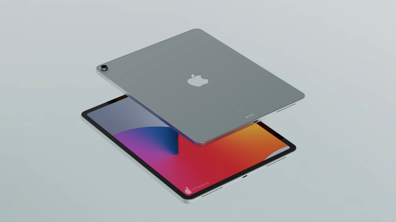 The 2020 iPad Air 4 could look a lot like this concept.
