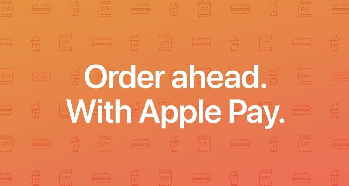 Apple Pay Jimmy John's order