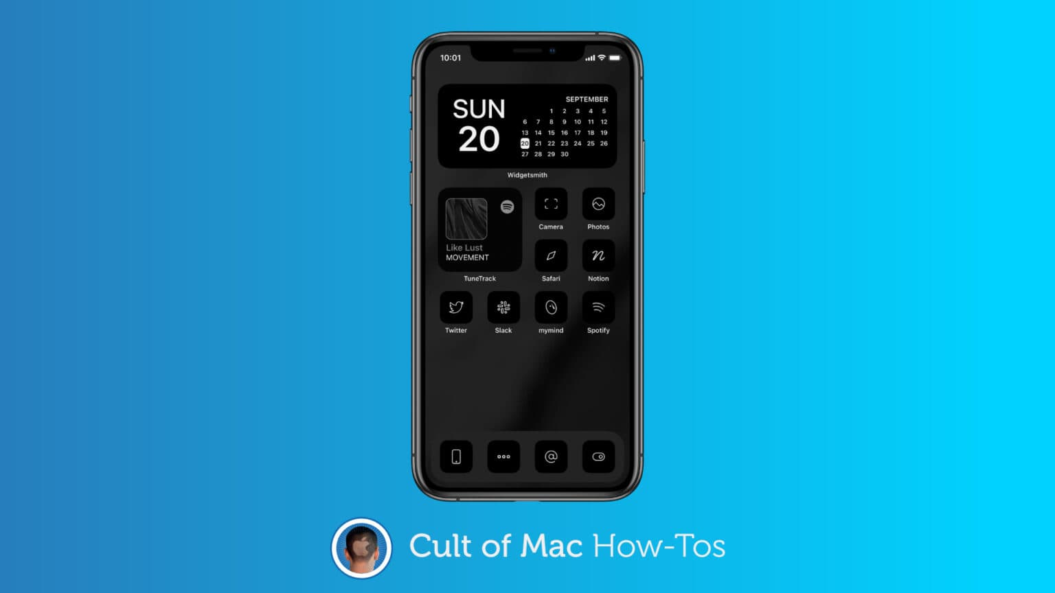 How to create custom app icons iOS 14