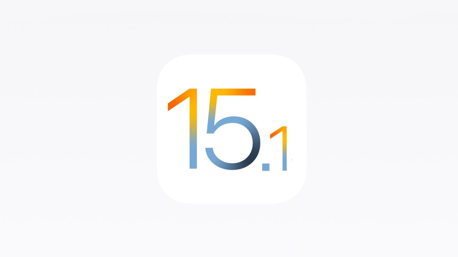 Don't install the iOS 15.1 beta if you plan to get an iPhone 13 ASAP