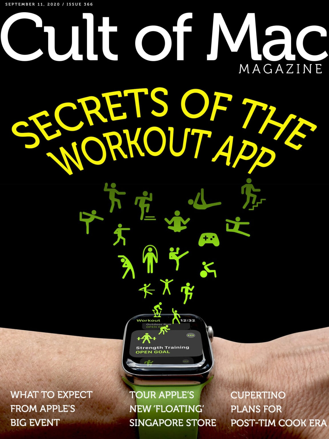 Get ready to make your Workout app work for you.