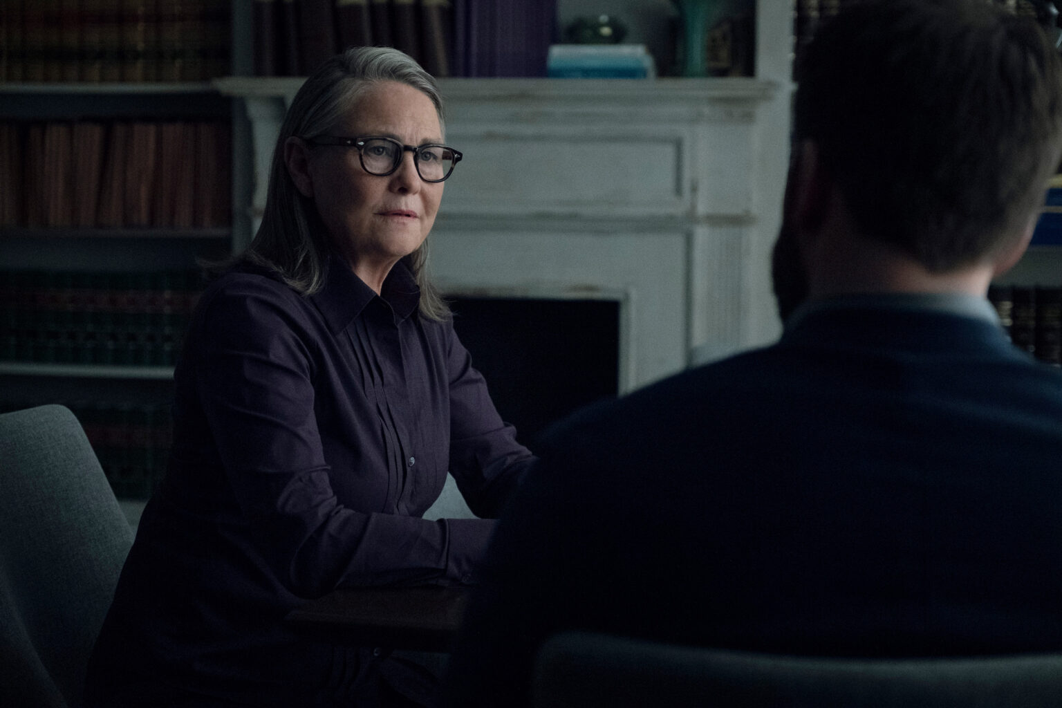 Cherry Jones, who played a sly lawyer in Defending Jacob, is coming back to Apple TV+.