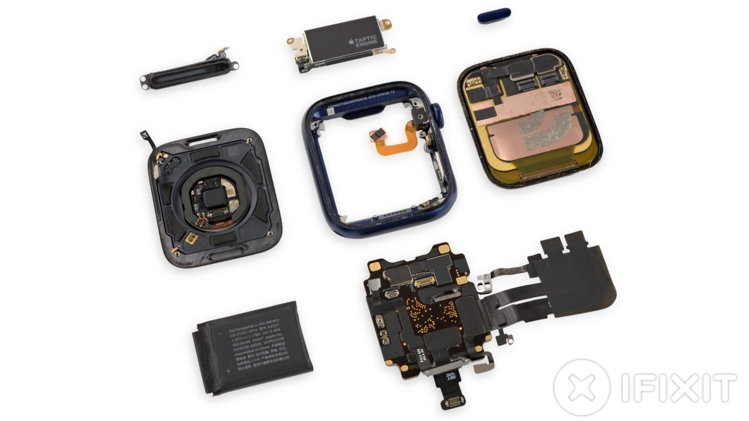 Apple Watch Series 6 teardown