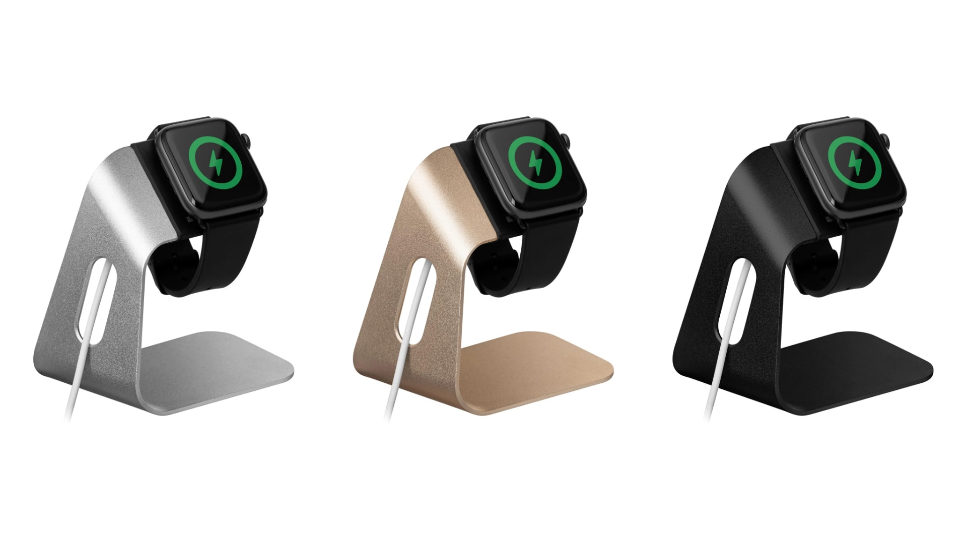 Laut stand for Apple Watch