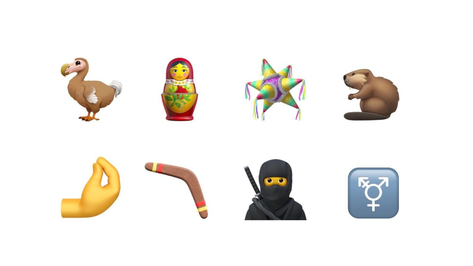 iOS 14.2 beta 2 is all be out emoji.