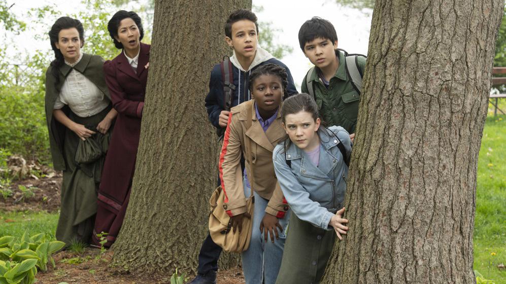 'Ghostwriter' sticks to the formula in season two.