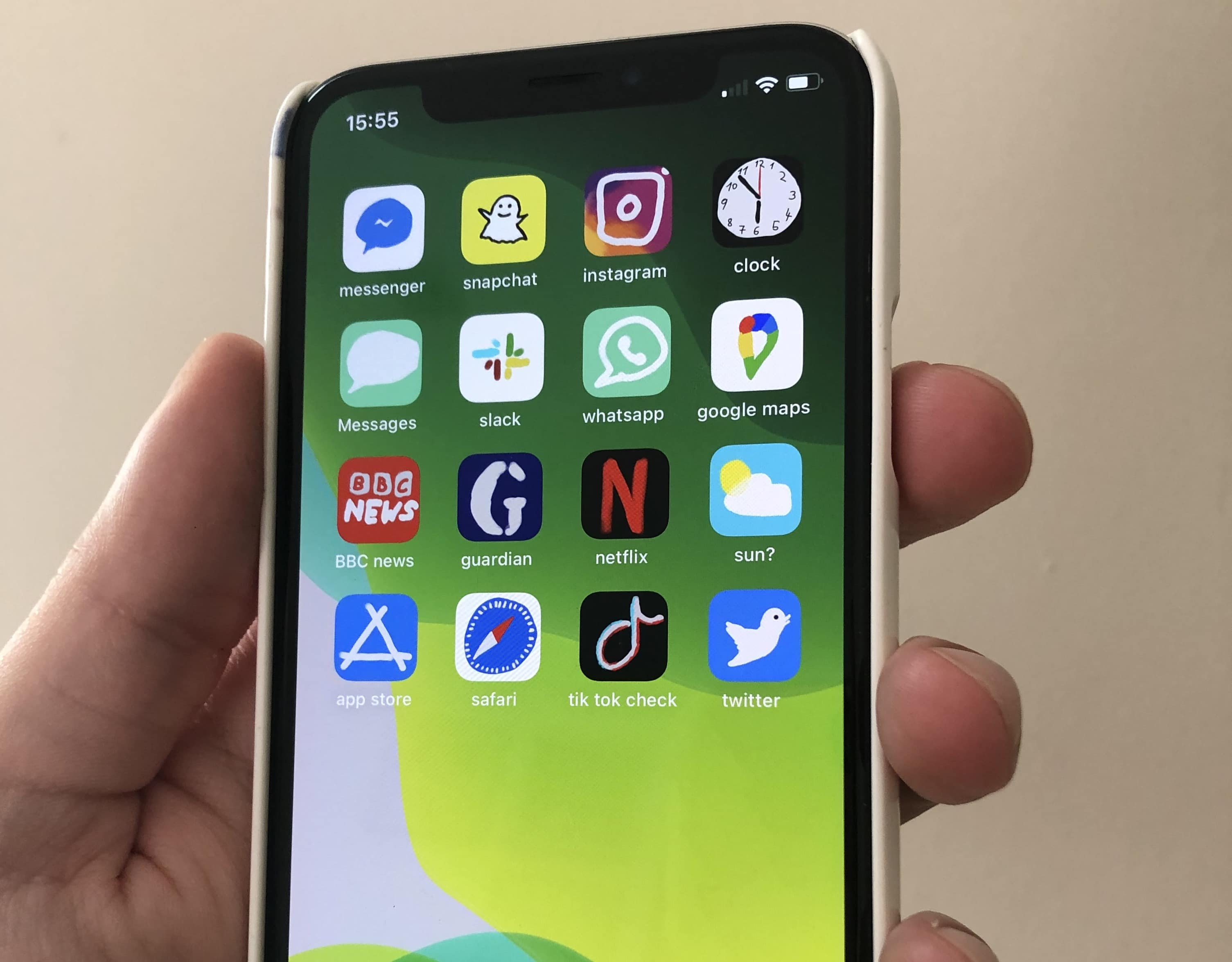 Iphone Home Screen Modders Go Crazy With Ios 14 Cult Of Mac