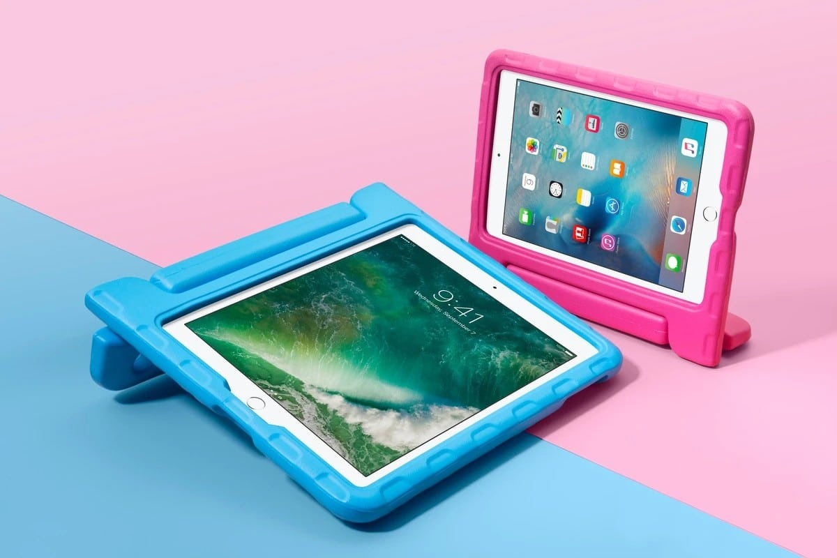 Little Buddy case for iPad