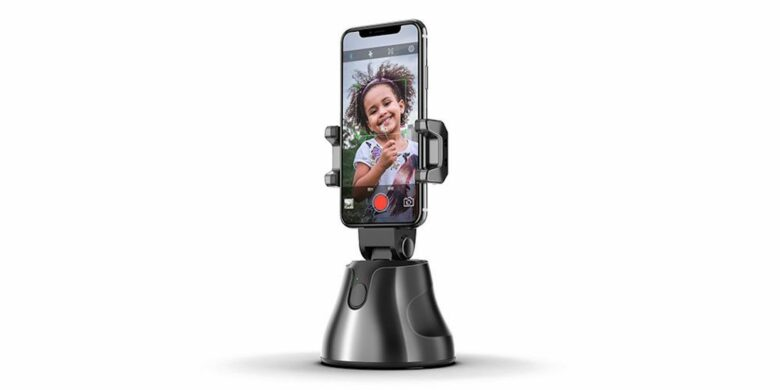 Robo 360: Capture candid moments, vlogs and more totally hands-free with this smart selfie stick