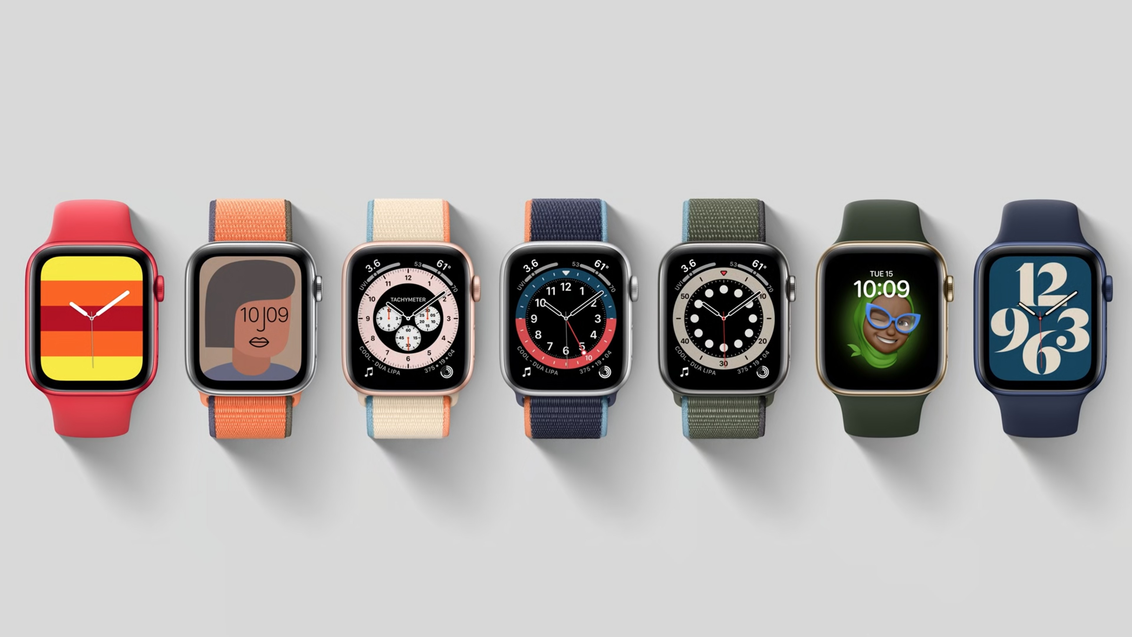 Get ready for new Apple Watch faces!