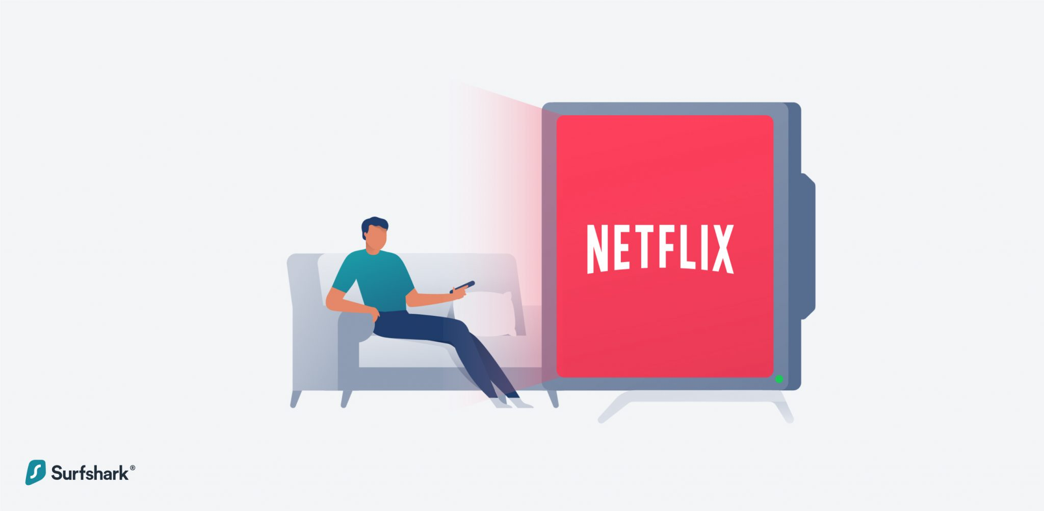 Surfshark includes 15 Netflix libraries.