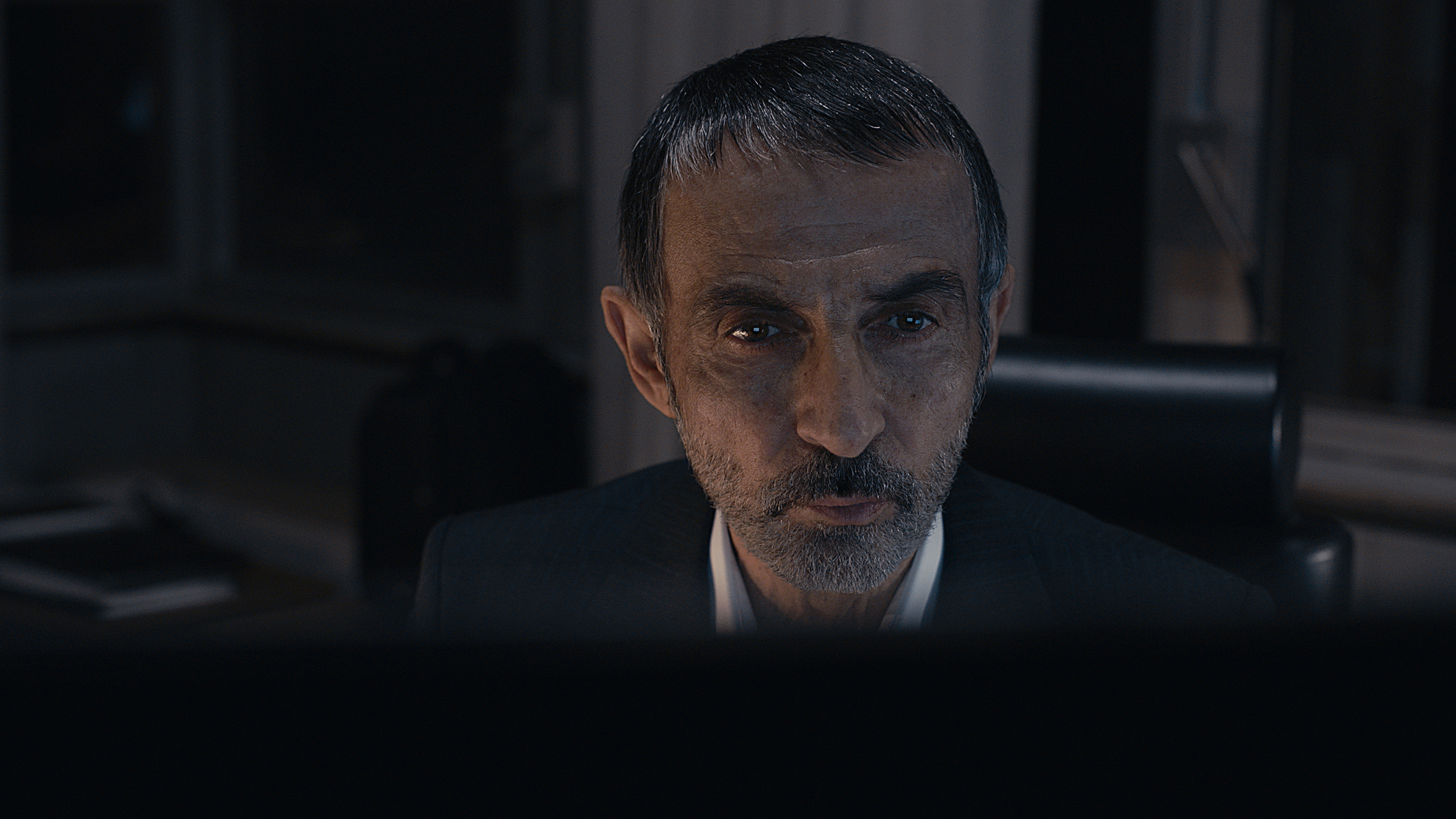 Shaun Toub does dependably great work as a dogged detective in Tehran.