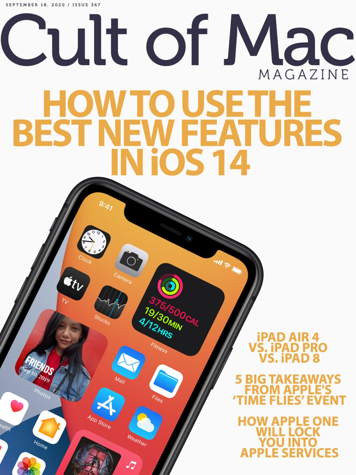 Now that you've upgraded, it's time to take advantage of all the new iOS 14 features.