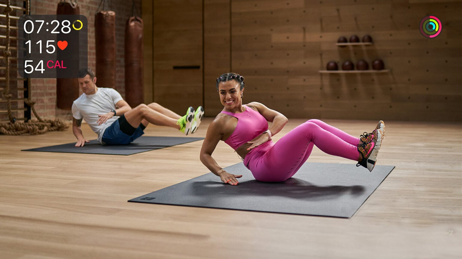 Can the competition keep up with Apple Fitness+?