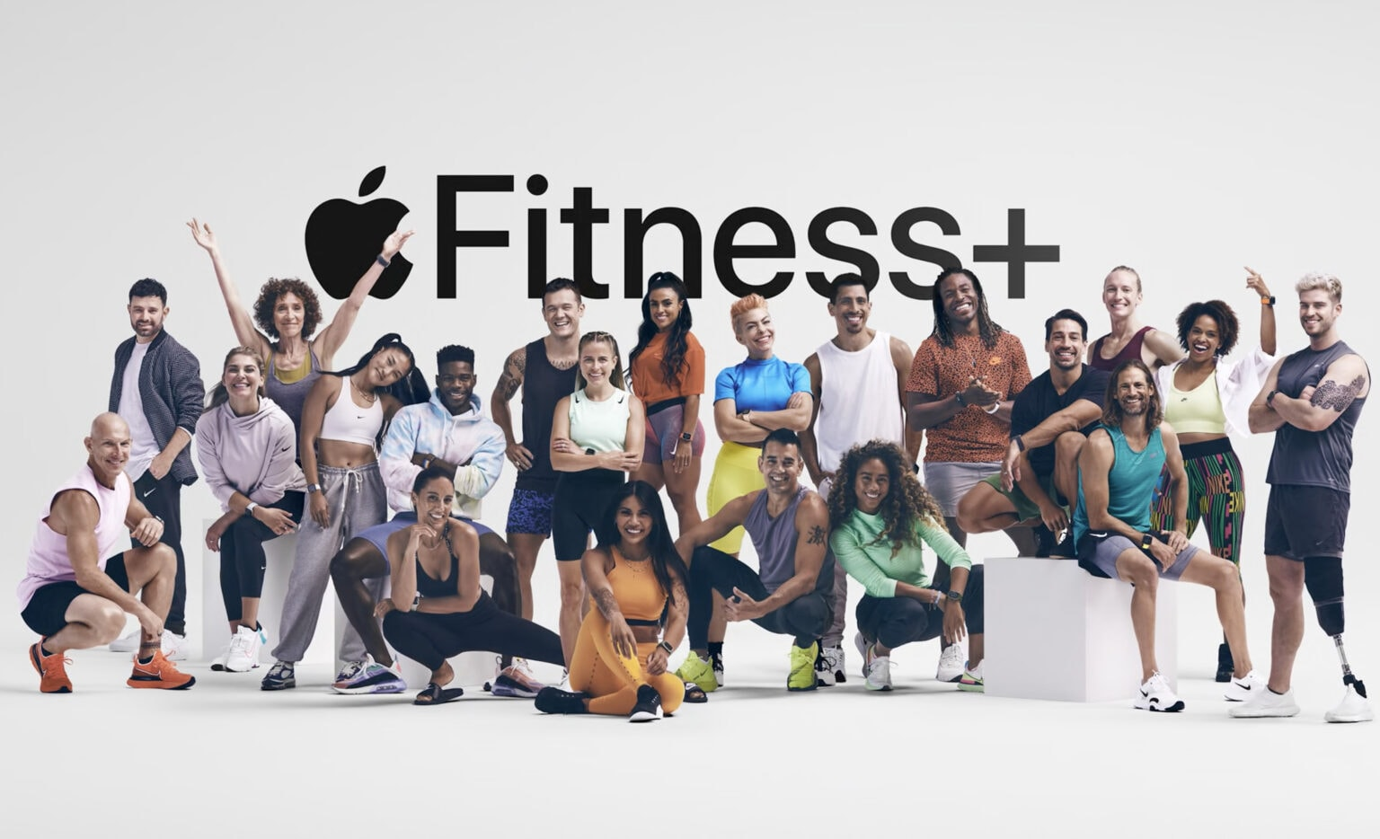 Can you keep up with Apple's new team of trainers?