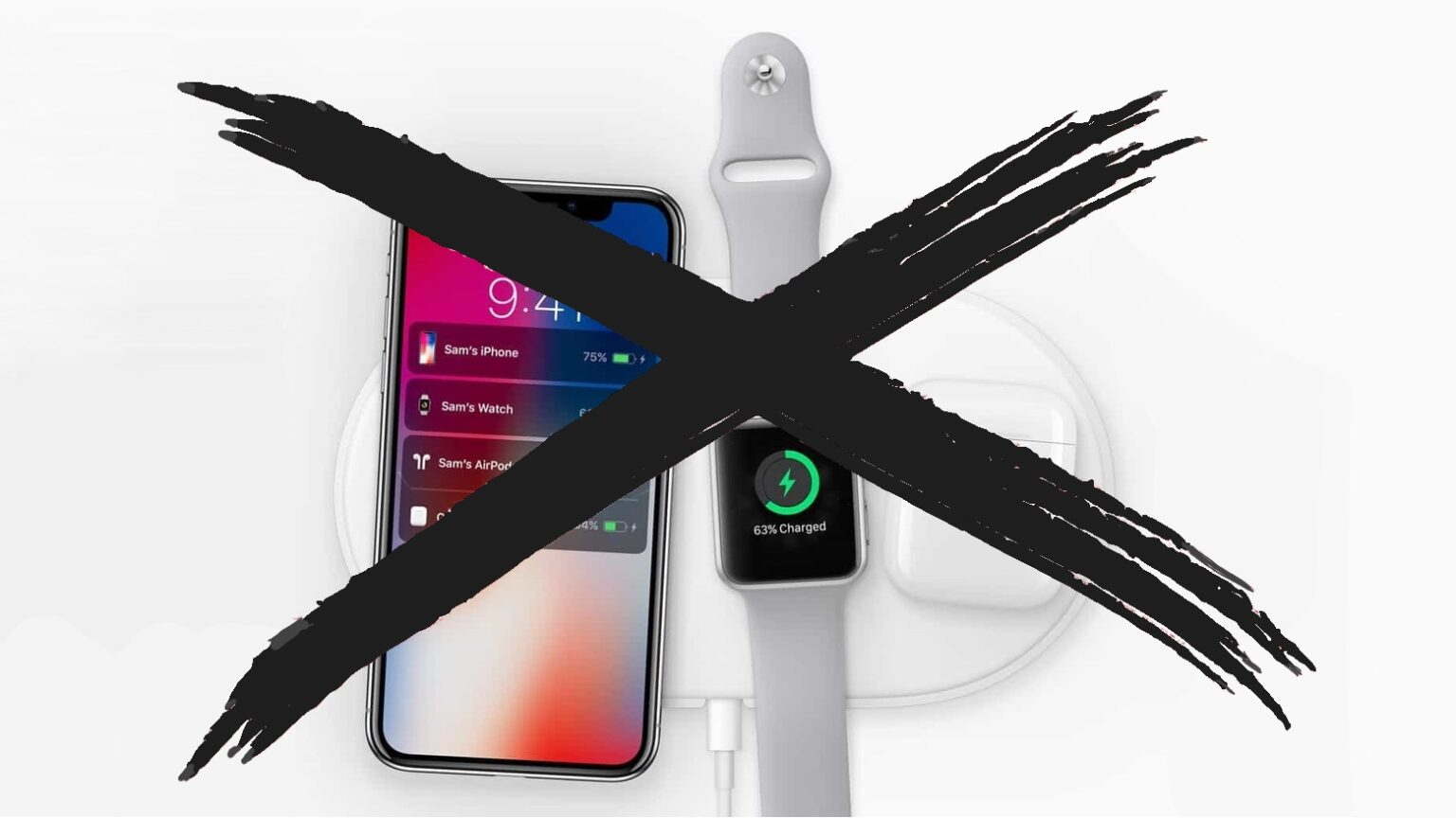 AirPower cancelled.