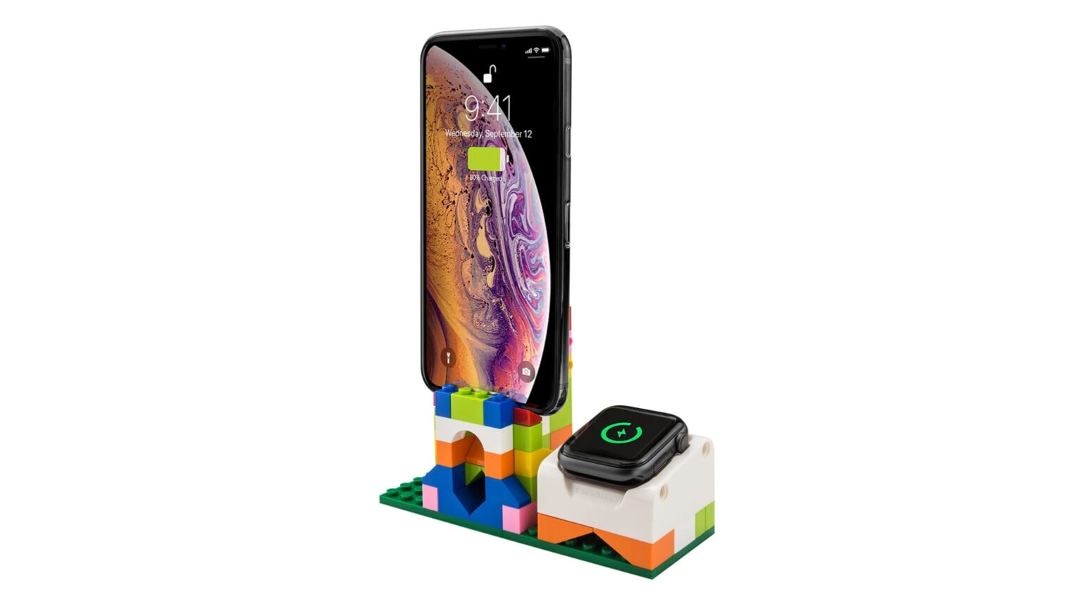Blocks charging stand kit