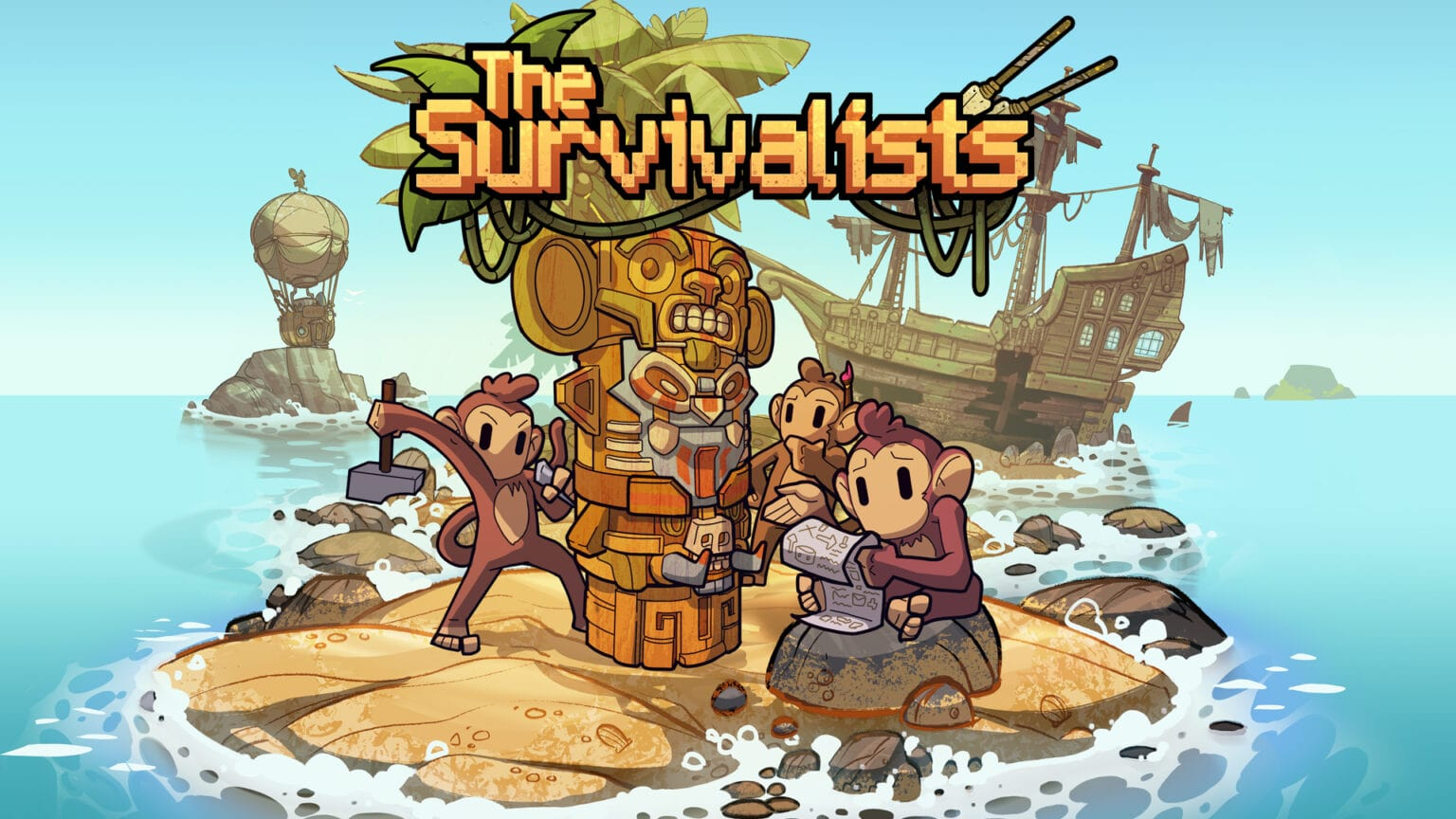'The Survivalists' debuted Friday on Apple Arcade