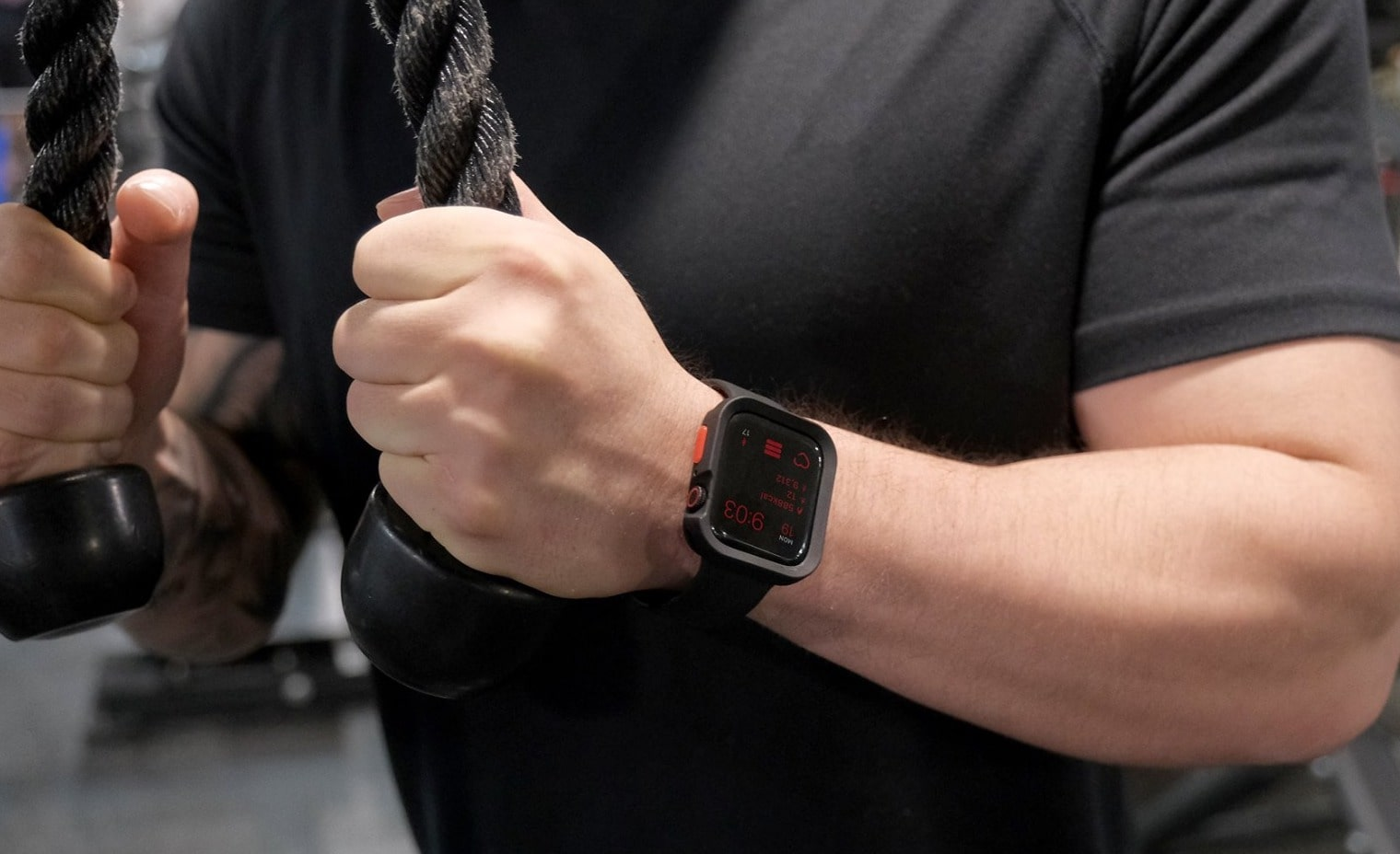 SwitchEasy case for Apple Watch