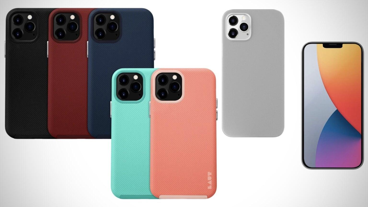 Laut iPhone 12 cases