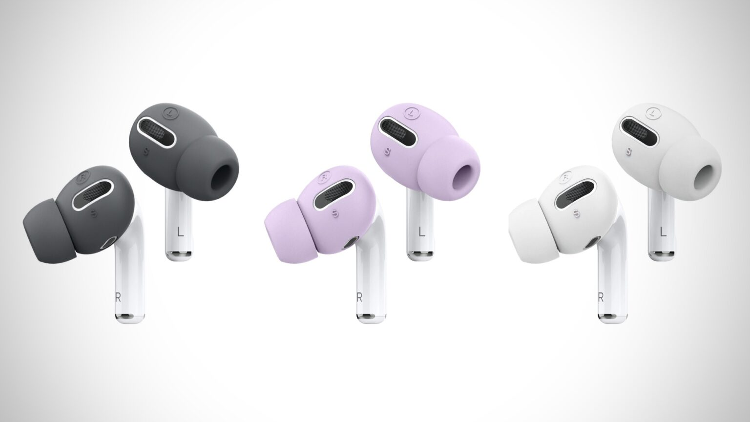 Elago earbuds covers for AirPods Pro