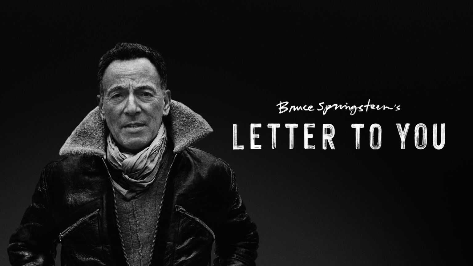 Bruce Springsteen 'Letter To You' debuts October 23