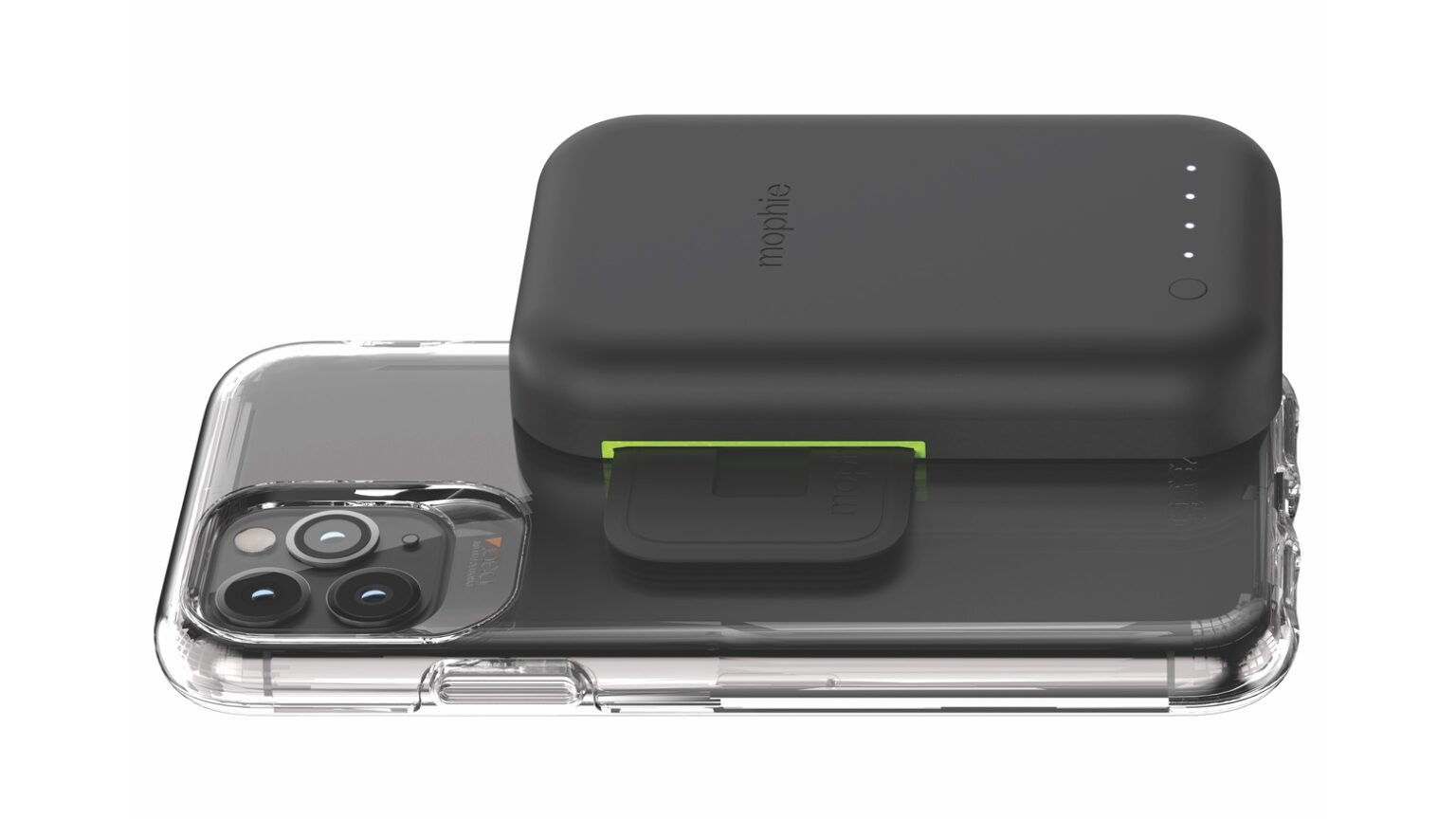 The Mophie Juice Pack Connect
