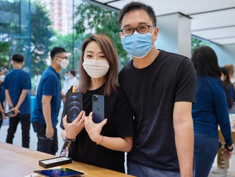 Apple Singapore iPhone