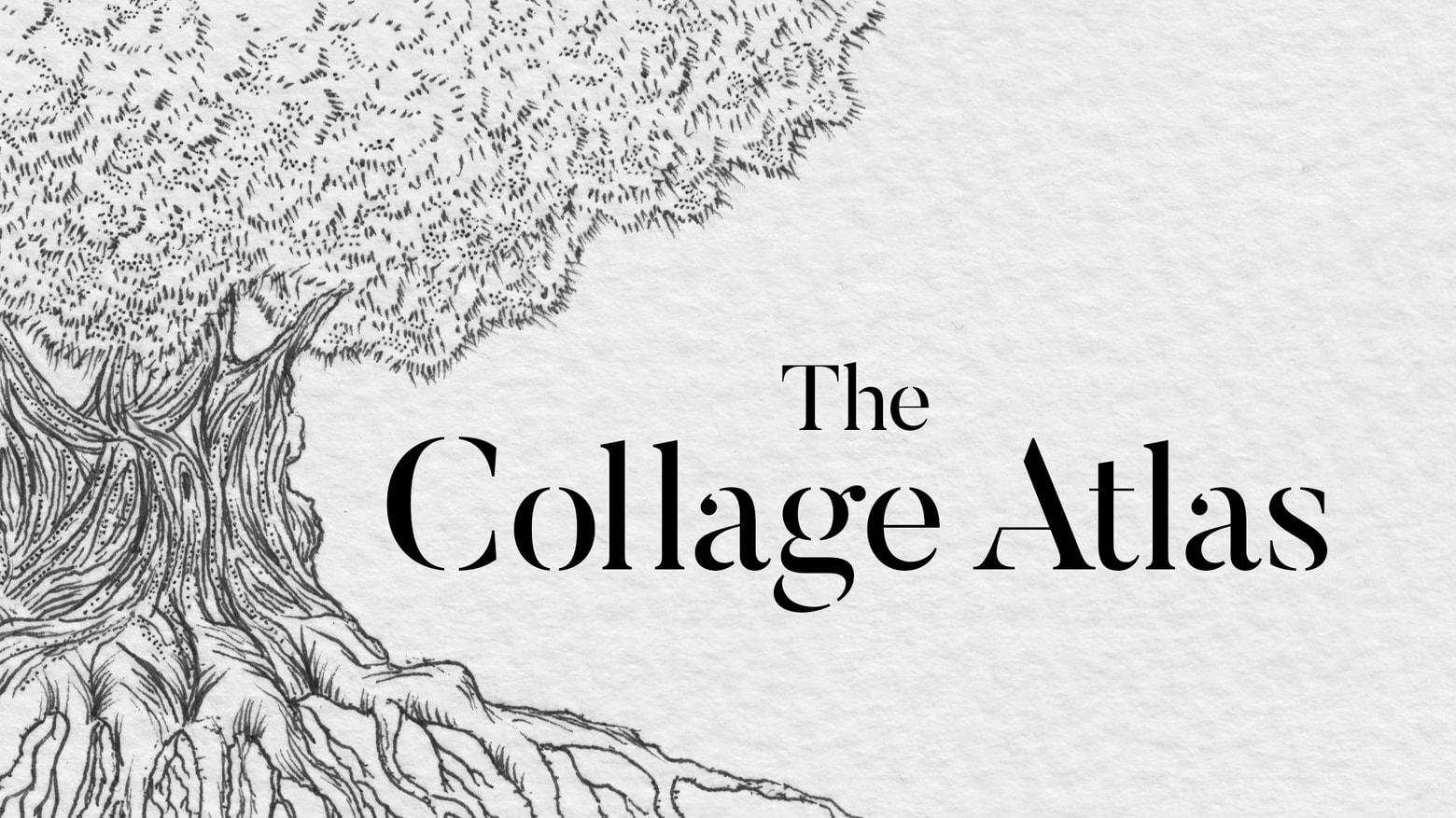 Take a meditative walk through a hand-drawn world in The Collage Atlas on Apple Arcade