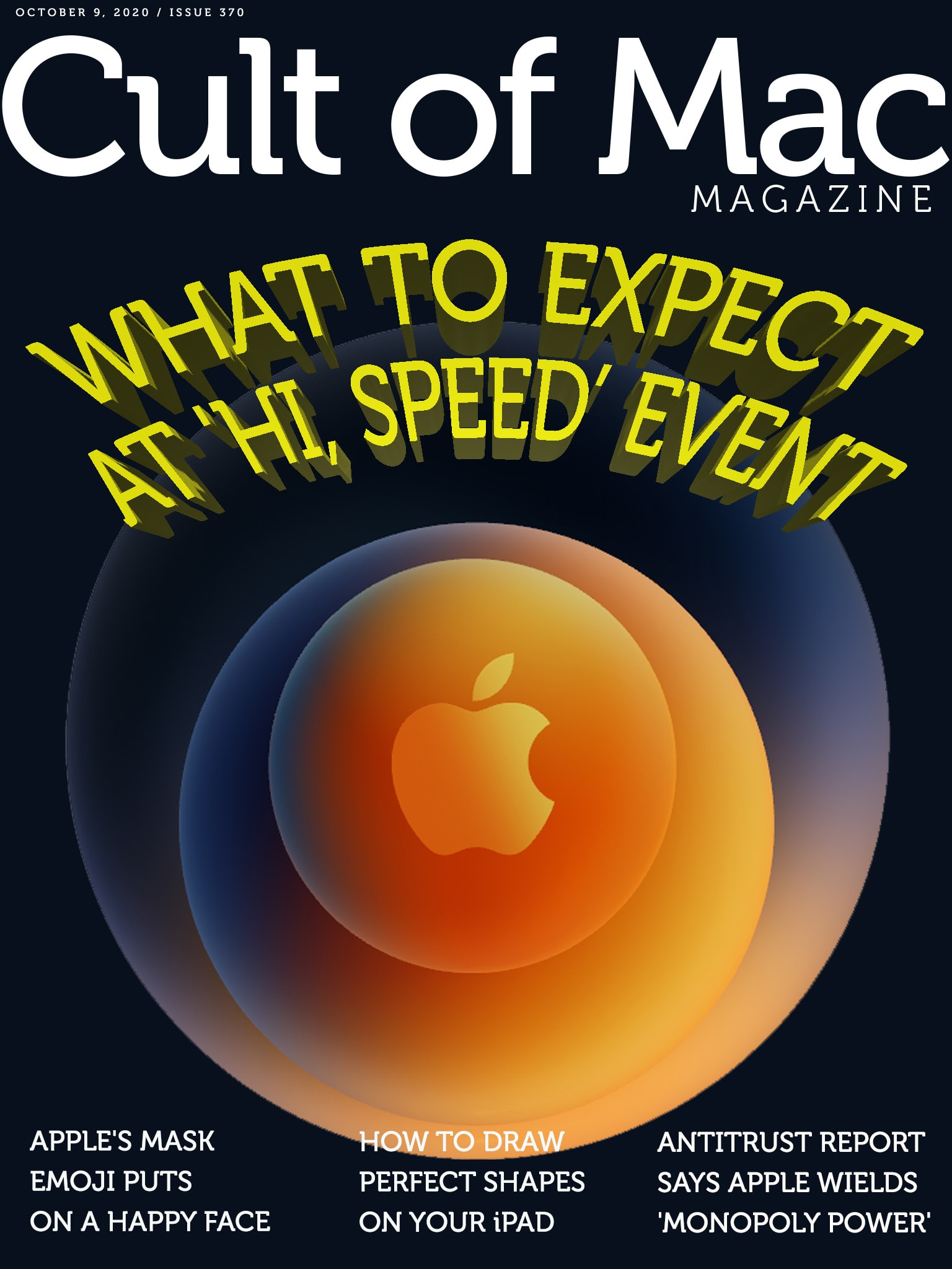 What To Expect From Apple S Hi Speed Event Cult Of Mac Magazine 370 Cult Of Mac
