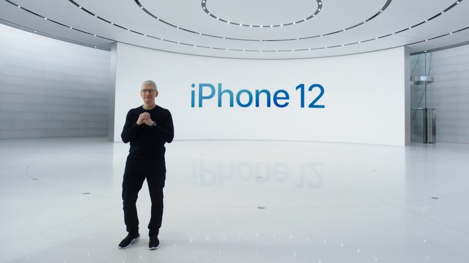 "The Apple ""Hi, Speed"" event was critical, including the iPhone 12 launch."