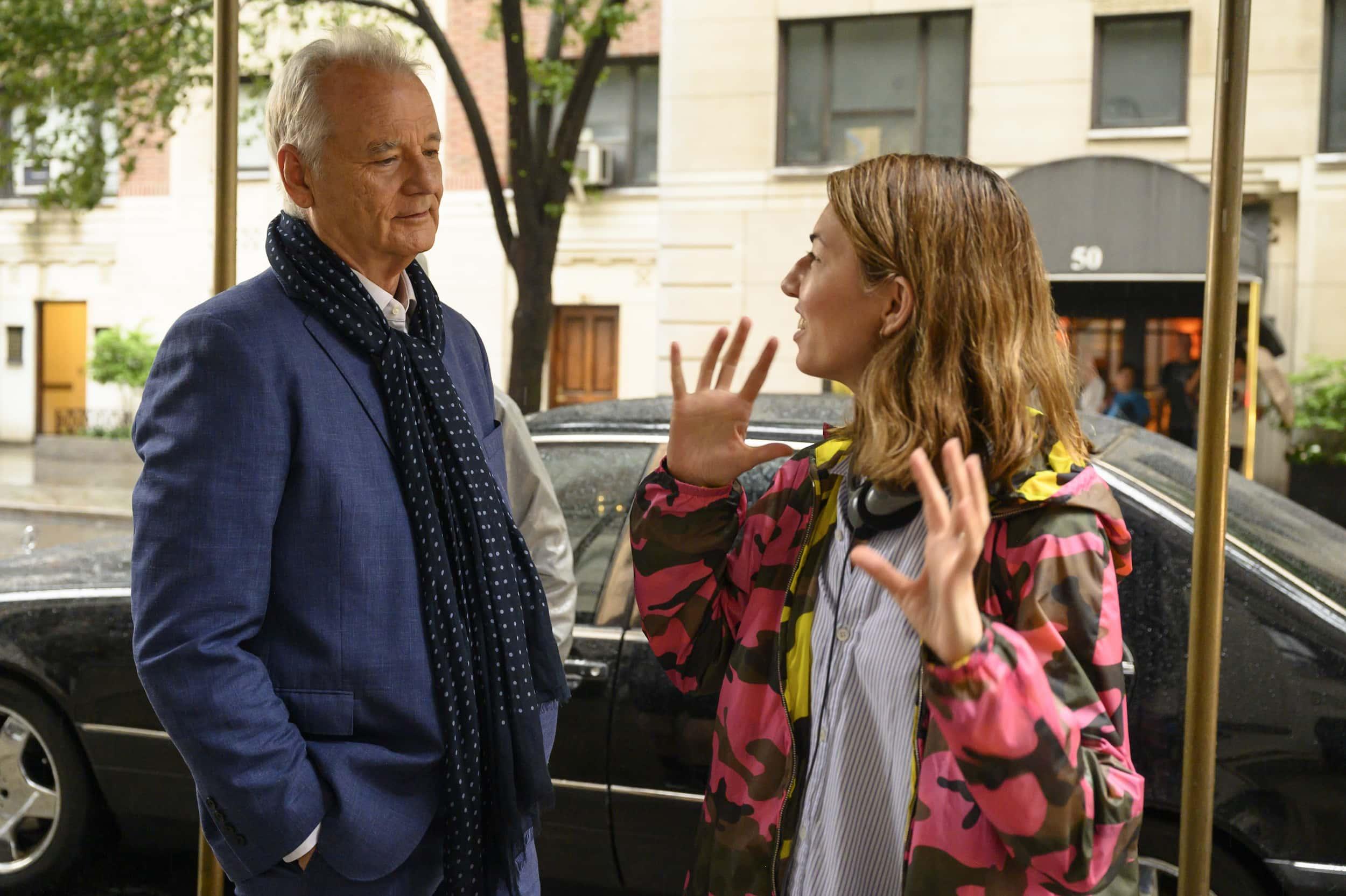 Bill Murray and director Sofia Coppola reunite for <em>On the Rocks</em>.