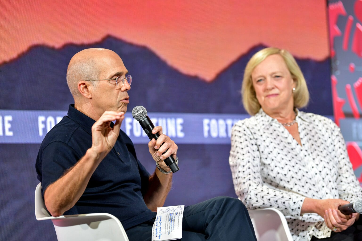 Power players Jeffrey Katzenberg and Meg Whitman apparently couldn't save Quibi.