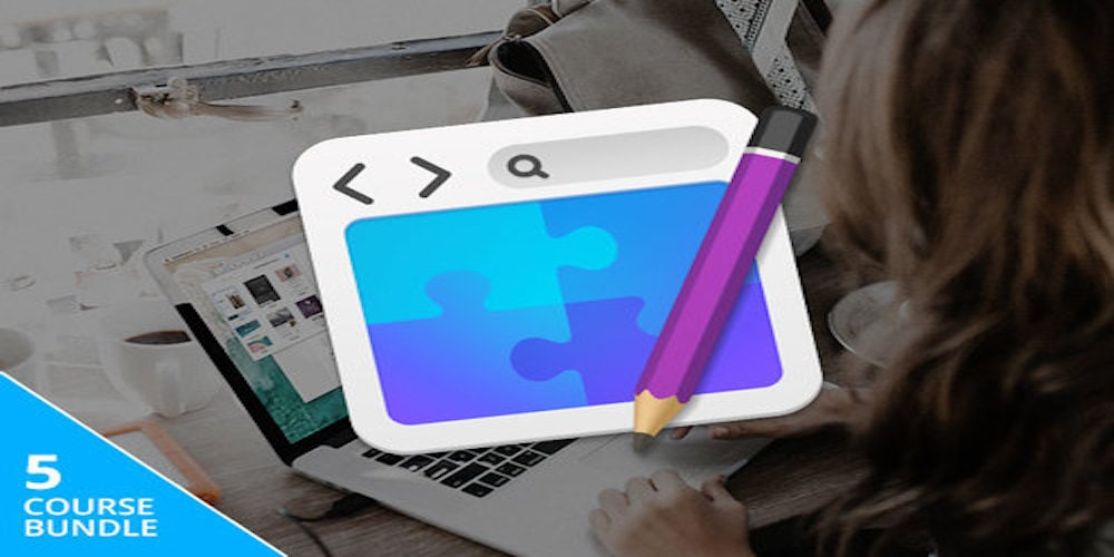 The Complete RapidWeaver 8 Bundle: Get everything you need to build a pro website from scratch.