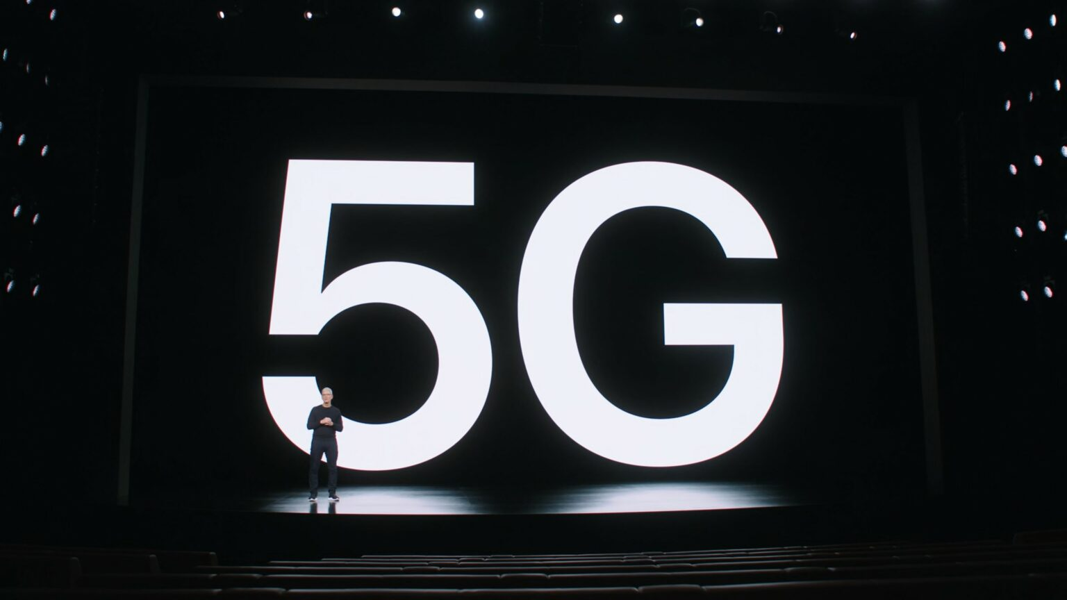 Tim Cook seems really excited about 5G. Should you be?