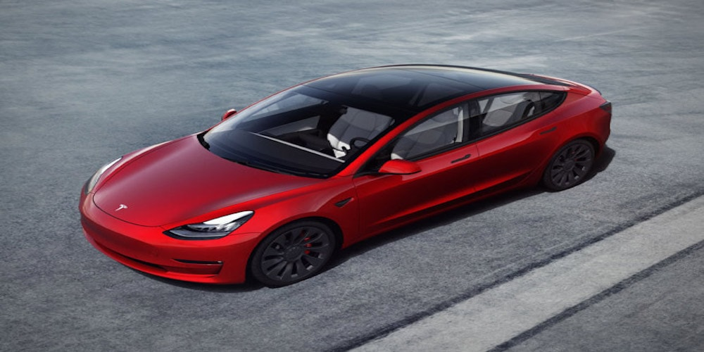 Tesla giveaway: Enter for your chance to win Tesla's latest super-safe, super-fast, futuristic electric car.