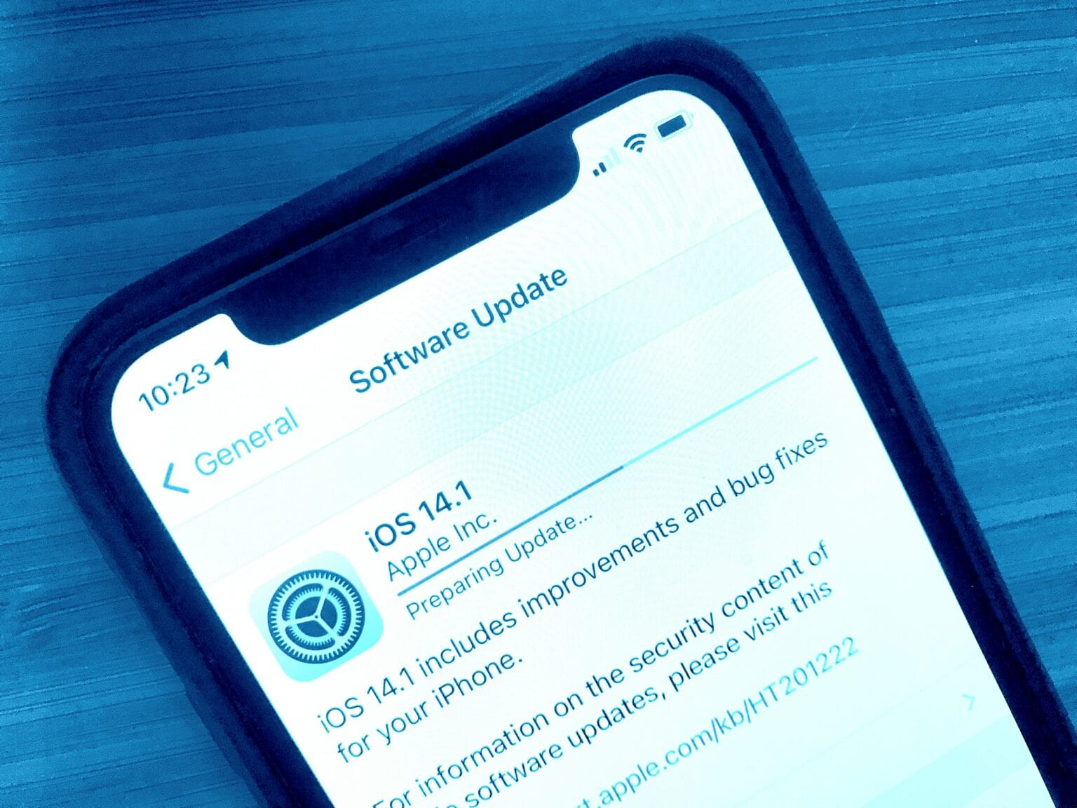 iOS 14.1 and iPadOS 14.1 arrive: Here come the bug fixes.