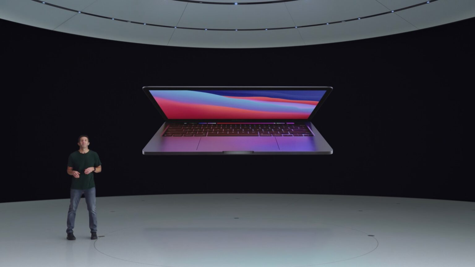 13-inch MacBook Pro with M1 boasts amazing speed and battery life.