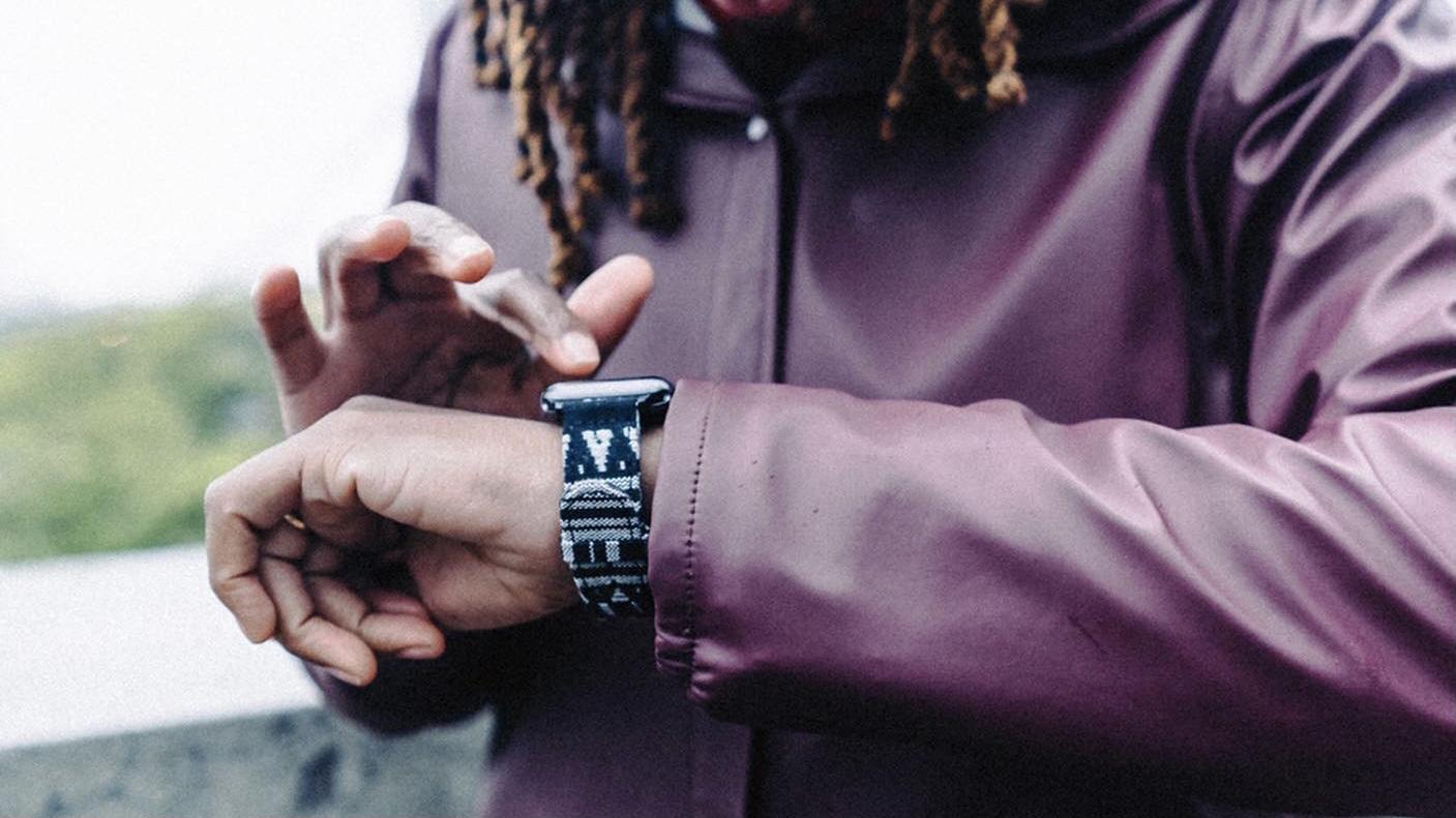 Nyloon Apple Watch band