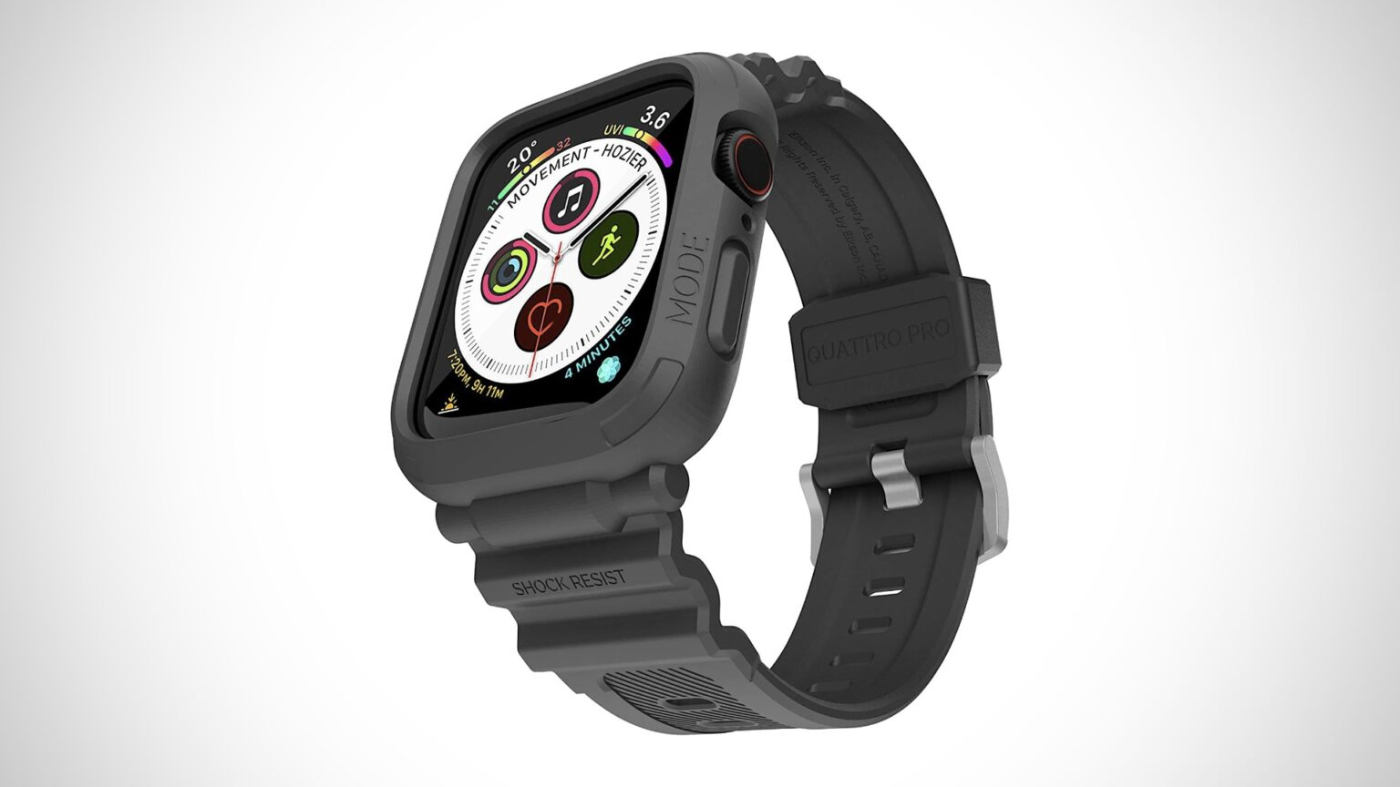 Quattro Pro for Apple Watch