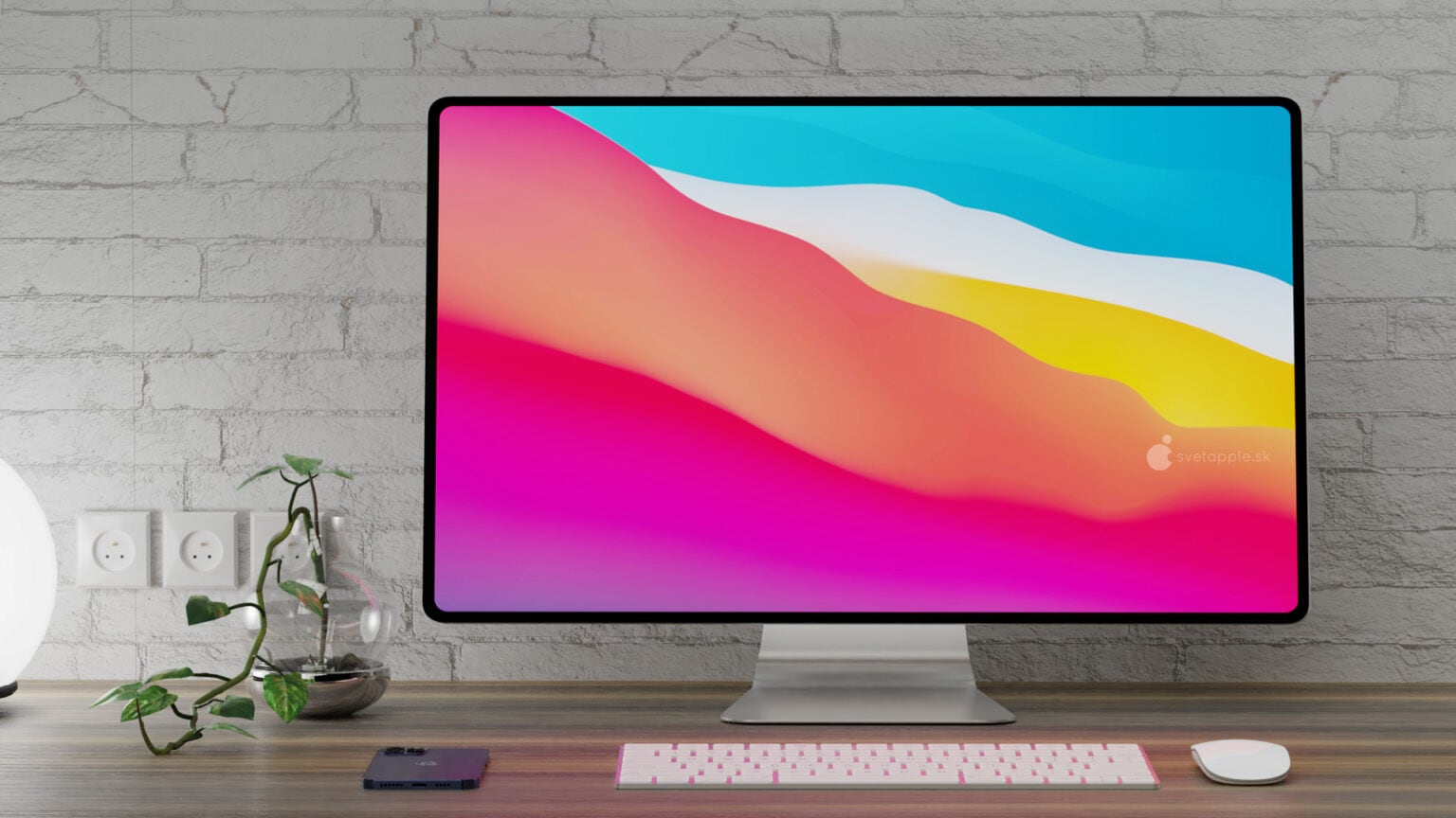 An iMac 2021 concept is just gorgeous