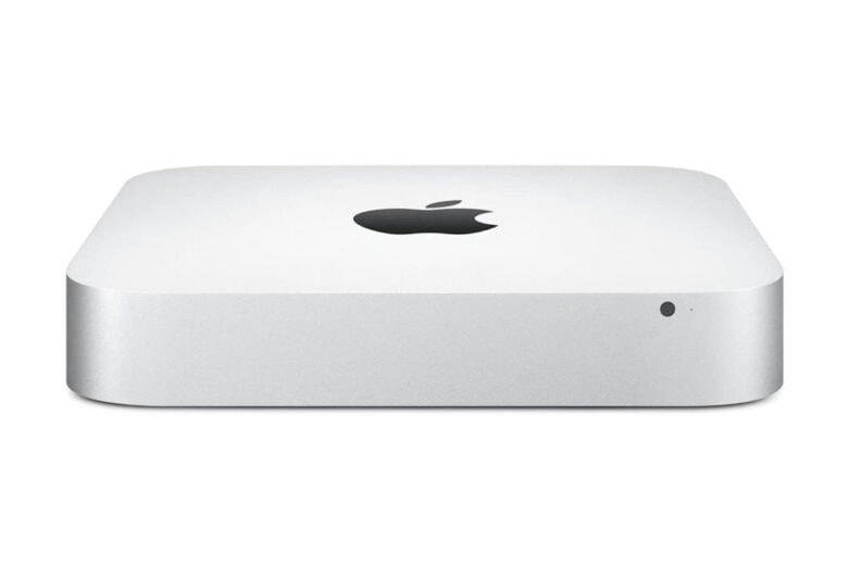 This Grade B refurbished Mac mini offers fast Wi-Fi great graphics, and plenty of storage