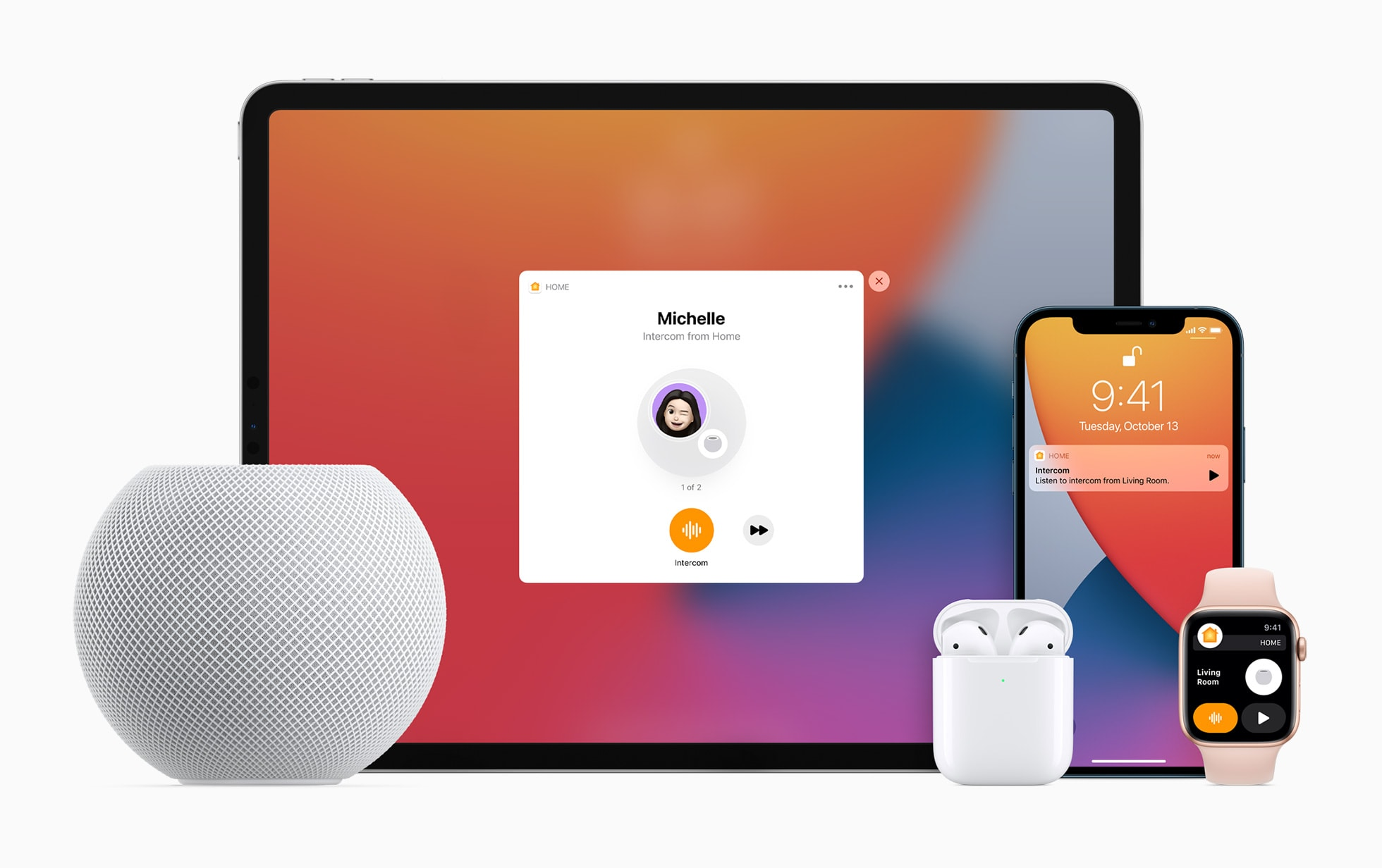 If you use multiple Apple devices, HomePod mini is the best smart speaker for you.