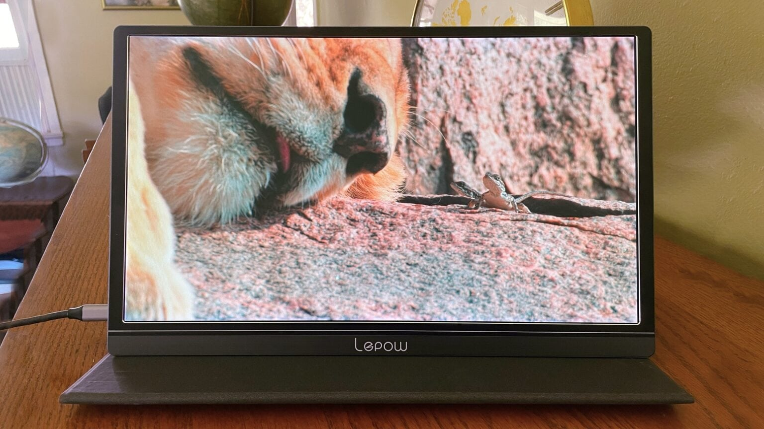 Lepow Z1-Gamut review: Portable, affordable display