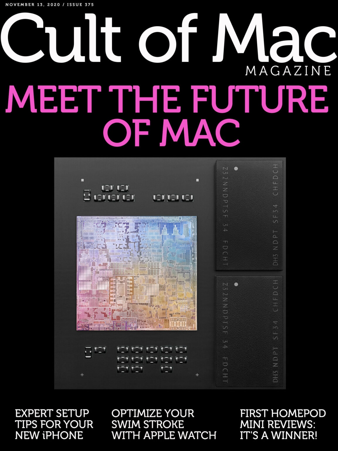 From macOS Big Sur to the might M1 chip, this week was all about the Mac.