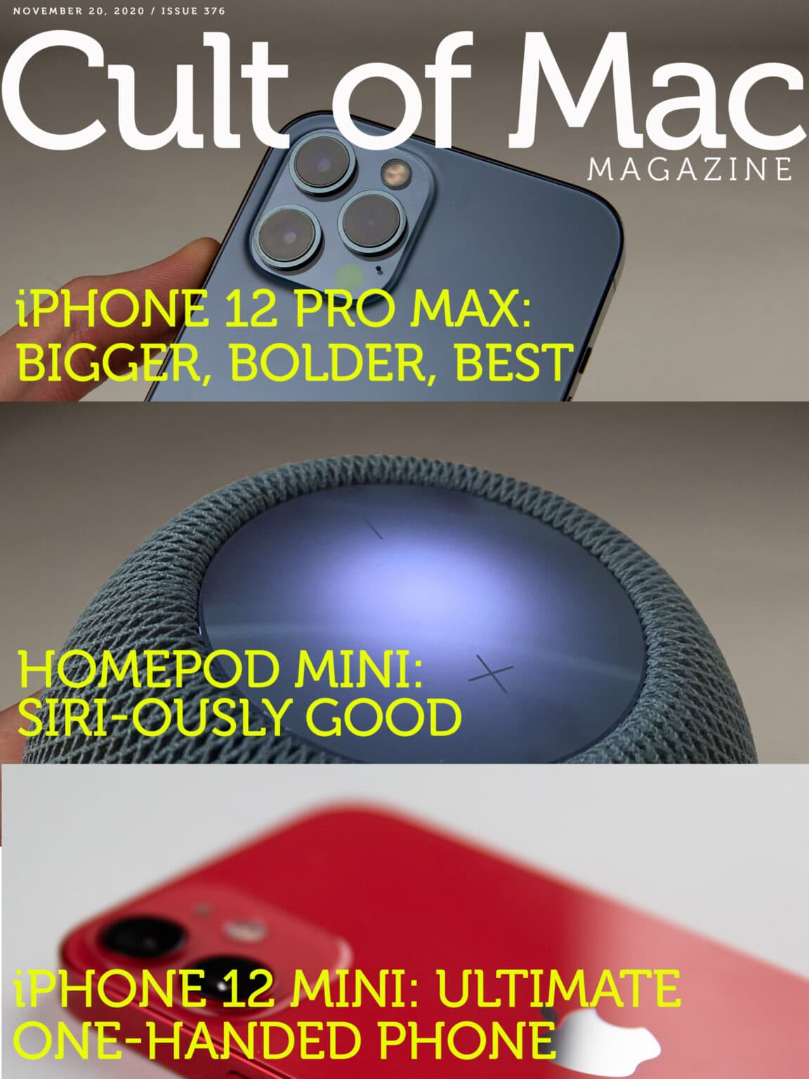iPhone 12 Pro Max, iPhone 12 mini and HomePod mini reviews: So many Apple products, so little time ...