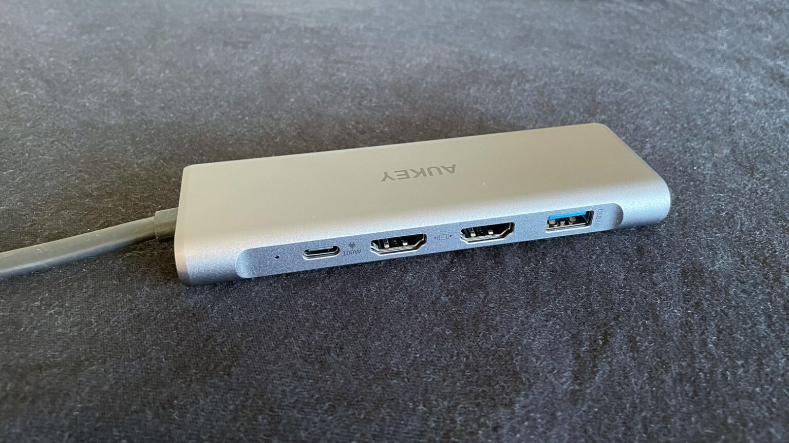 Aukey 9-in-2 USB-C Hub review