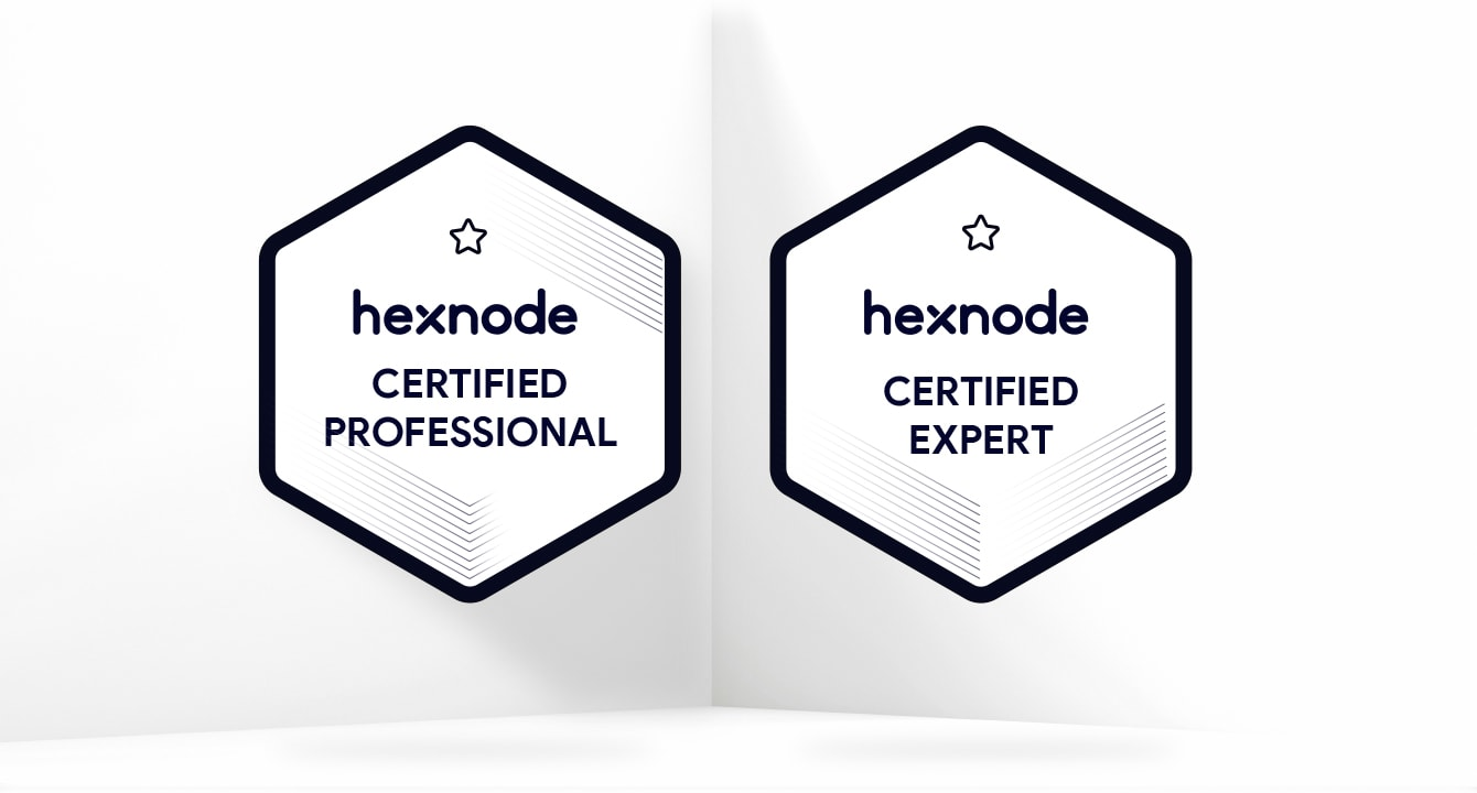 HexCon attendees can gain Hexnode certification at the event.