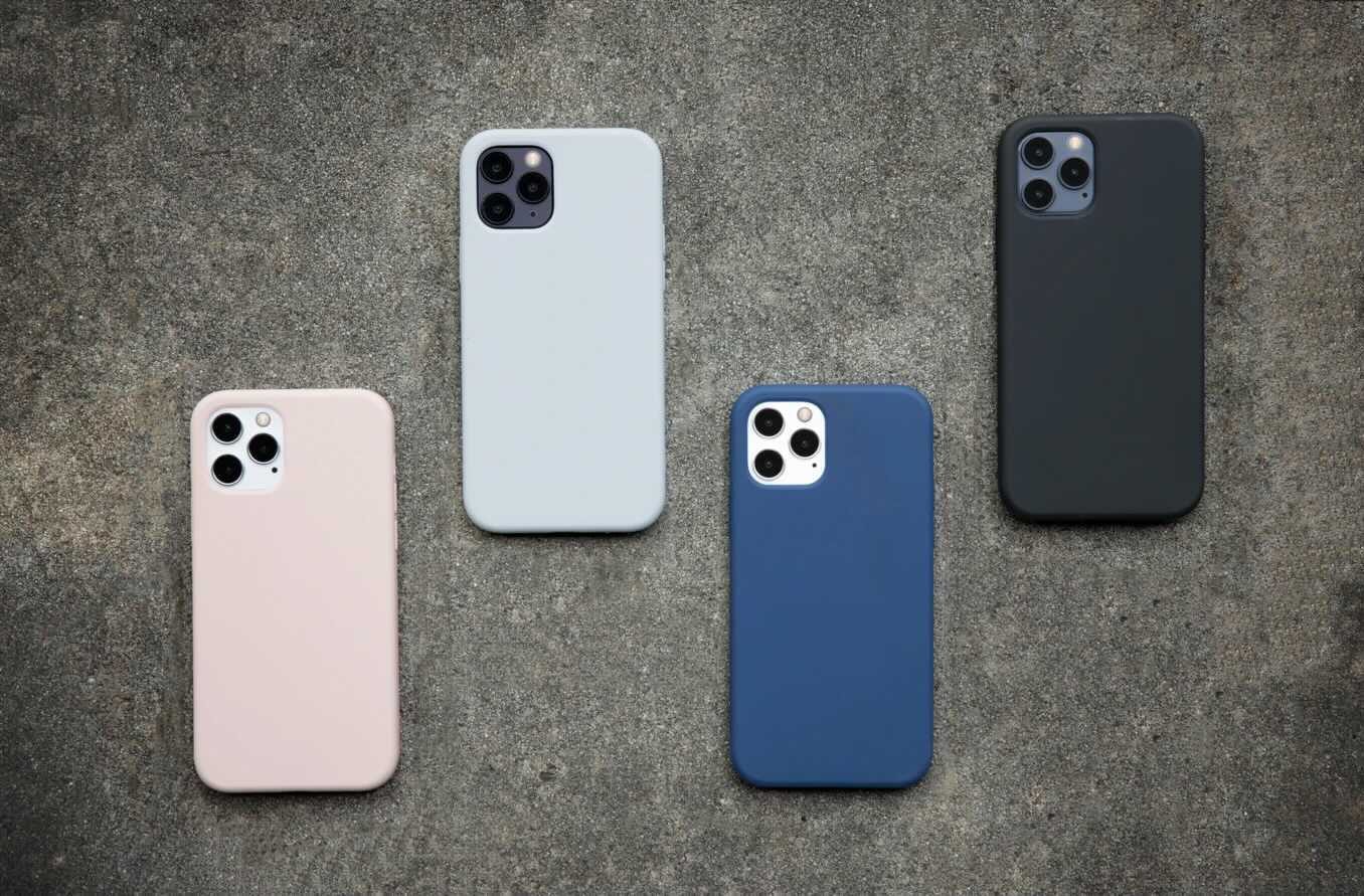 SwitchEasy case for iPhone 12: The Skin is a simple silicone option that's slim and lightweight.