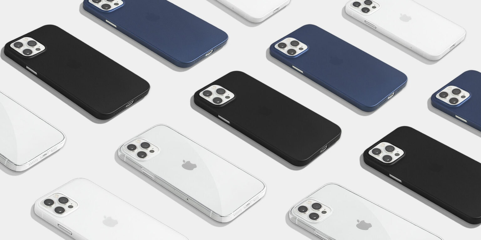 Totallee's new cases for iPhone 12 are thin, light and branding-free.
